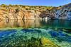 Vouliagmeni Lake, Greece (George Fournaris) Tags: vouliagmeni lake greece water
