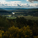 Chemung River watershed in Chemung County, N.Y. - The Chemung River valley is seen from Harris Hill in Elmira, N.Y., on Sept. 30, 2017. (Photo by Will Parson/Chesapeake Bay Program)