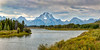 Oxbow  Bend (Rick Derevan) Tags: oxbowbend granttetonnationalpark peaks outside river mountains snakeriver granttetons places wyoming
