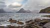 Elgol - a hint of a rainbow (Maria-H) Tags: sea mountains olympus elgol scotland unitedkingdom gb omdem1markii panasonic 1235 isleofskye rainbow