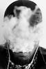 Amnesia Shisha Lounge (JoshyWindsor) Tags: portrait smoke canonef85mmf18 city faceless canoneos6d omar urban headphones london amnesiashishalounge streetphotography smoking shrouded tootingbec ck blackwhite