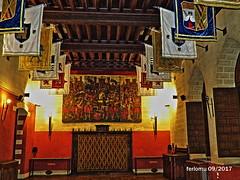 Almodovar de Río 15. Córdoba. Castillo (ferlomu) Tags: almodovardelrio arquitectura castillo cordoba ferlomu pintura
