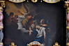 Hildesheim, Niedersachsen, Mauritiuskirche, main altar, detail (groenling) Tags: hildesheim niedersachsen deutschland germany hi de mauritiuskirche moritzberg stiftskirche stmauritius altar wood carving woodcarving holz angel engel chalice kelch painting psint gemälde gethsemani retable reredos altarpiece