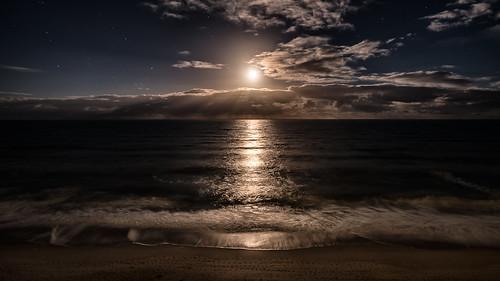 Moonlight - Florida, United States - Travel photography