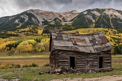 Dawn at Crested Butte, Colorado by mnryno - A morning photo near Crested Butte, Colorado.