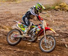 Fritz Downhill (John Kocijanski) Tags: people motorcycle motocross dirtbike vehicle race sport canon70300mmllens canon7d