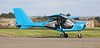 Aeroprakt A22 Foxbat G-CCCE Lee on Solent Airfield 2017 (SupaSmokey) Tags: aeroprakt a22 foxbat gccce lee solent airfield 2017