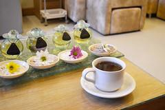 Thé au gingembre au Spa Bali Ubud