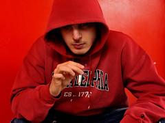 MAU_7571_101 (maurizio.s.) Tags: rosso red hat redhat portrait ritratto nikon nikond700 nikon50mm18 50mm18 50mm18d