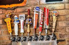 Thirsty day in Moab / Utah (Udo S) Tags: beer bier advertising arizona usa amerika