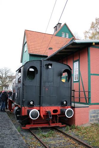 HC: Dampfspeicherlok in Naumburg