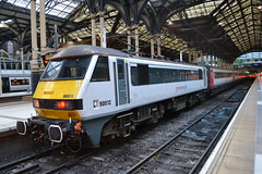 Abellio Greater Anglia 90012 Royal Anglian Regiment (Will Swain) Tags: station 12th august 2017 aga train trains rail railway railways transport travel uk britain vehicle vehicles country england english london liverpool street lst abellio greater anglia 90012 royal anglian regiment class 90 012