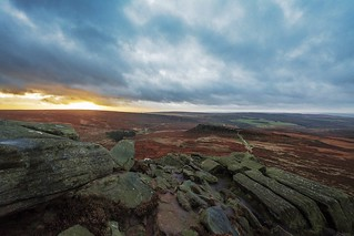 Higger Tor, Morning....