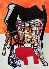 Jim Harris: Untitled. (Jim Harris: Artist.) Tags: arte lartabstrait dessin zeitgenössische zeichnung drawing drawings space cosmology astrophysics technology jimharris saatchi contemporânea contemporaryart contemporanea rysunek avantgarde
