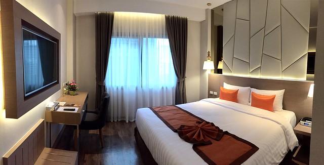 海外ホテル特集:お手頃価格のバンコクホテル