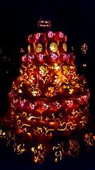 Wedding Cake Jacks (SurFeRGiRL30) Tags: thegreatjackolanternblaze weddingcake pumpkinweddingcake jackolanterns pumpkins awesome halloween