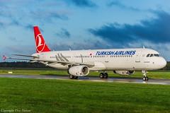Turkish Airlines TC-JRI (U. Heinze) Tags: aircraft airlines airways flugzeug eddv haj hannoverlangenhagenairporthaj nikon
