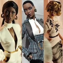 Tag Game...Favorite Sculpt - #2 !! Adele 2.0 (vinvisible11) Tags: adele 20 fashion royalty fashionroyalty shantomo khoi