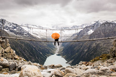 The Bridge (Peter.F.G.) Tags: peterhabelerrunde zillertal schlegeisspeicher alps wanderlust