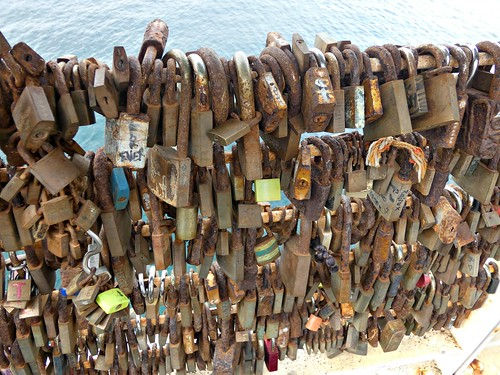 """Love Lock"" bridge"