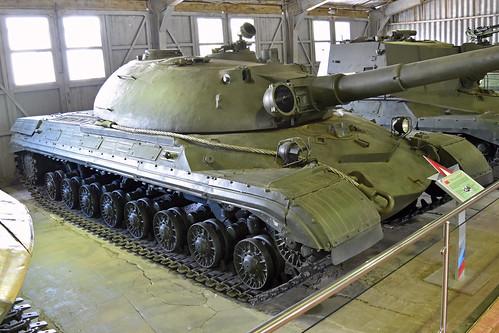 Obeikt 277 - Prototype Heavy Tank