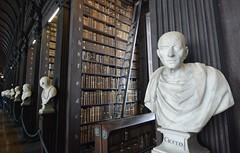 Trinity College, Dublin (MalaneyStuff) Tags: tokina1116mmf28 atx116prodx tokina nikon d7100 ireland dublin 2017 library trinity trinitycollege book books