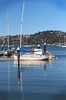 Time and Distance Vanish There (skipmoore) Tags: sausalito sailboat harbor richardsonbay