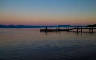 Good Night Lake Tahoe