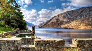 Lough in Ireland