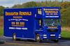 MAN - BROUGHTON REMOVALS Edinburgh (scotrailm 63A) Tags: lorries trucks removals