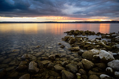 feather n stone (Marc R. A.) Tags: bodensee landscape uhldingen zeiss batis sony longexposure