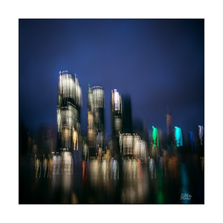 Shades of Barangaroo