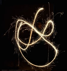 Firework Sparkling. (Meraj.) Tags: slowshutterspeed night stunning beautiful nikond5300 nikon nikonflickraward photography digitalphotography diwali fire sparkling firework