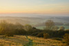 Newlands Corner at Sunrise (Rich Lukey) Tags: landscape newlands corner guildford surrey england sunrise dawn fields nikon d7100 1685mm