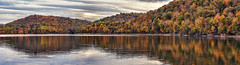 IMG_0314-16Ptzl1scTBbLGER (ultravivid imaging) Tags: ultravividimaging ultra vivid imaging ultravivid colorful canon canon5dmk2 autumn autumncolors water reflections sunsetclouds scenic vista lake evening