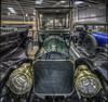Automotive Relics (Darwinsgift) Tags: shuttleworth collection bedfordshire cars automobiles vintage museum nikon d810 nikkor 19mm f4 pc e tiltshift hdr photomerge photostich multiple exposures