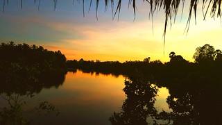Sunrise at Meraki ....