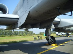 """Fairchild Republic A-10 Thunderbolt II 14 • <a style=""""font-size:0.8em;"""" href=""""http://www.flickr.com/photos/81723459@N04/36777233554/"""" target=""""_blank"""">View on Flickr</a>"""