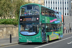 6074 NK62 FDM Go North East Tyne Valley Ten (North East Malarkey) Tags: nebuses bus buses transport transportation publictransport public vehicle flickr outdoor explore inexplore volvo volvobuscoach volvob9tl volvob9tlwrightgemini2 wrightgemini2 wrightbus gonortheast goaheadgroup goaheadnorthern goaheadnortheast 6074 nk62fdm