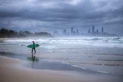 Surfer's Paradise (satochappy) Tags: goldcoast surfersparadise queensland