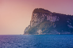 Aurora (gabi_halla) Tags: aurora dawn sunshine sunlight morning sea island nature sky outdoor capri italy summer sunny adventure