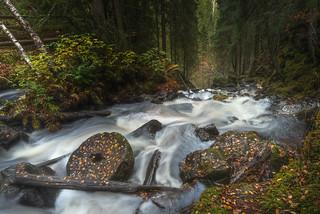 Korkeakoski rapids