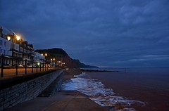Clouds over Sidmouth