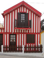 Costa Nova (hans pohl) Tags: portugal aveiro architecture houses maisons fenêtres windows portes doors fa