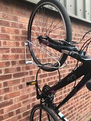 cycle-racks.com Wall Hanging Bracket 2-4