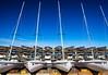 High & Dry (stevenbulman44) Tags: sailboat calgary alberta boat canon blue sky filter polarizer lines storage 2470f28l autumn fall