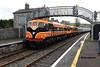 073+071, Farranfore, 14-10-2017 (MidlandDeltic) Tags: irishrail iarnródéireann 071class trains railways ireland generalmotors emd 071 073 farranfore