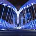 Millennium Bridge, Salford Quays