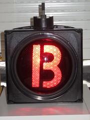 Having fun with Aldridge Lenses & Masks! (RS 1990) Tags: aldridge trafficlight signal lens australia october 2017 australian red mask bforbus pictogram