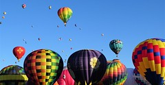 101117-192, Albuquerque Balloon Fiesta (skw9413) Tags: newmexico albuquerque balloon fiesta46th aibfhot air balloons